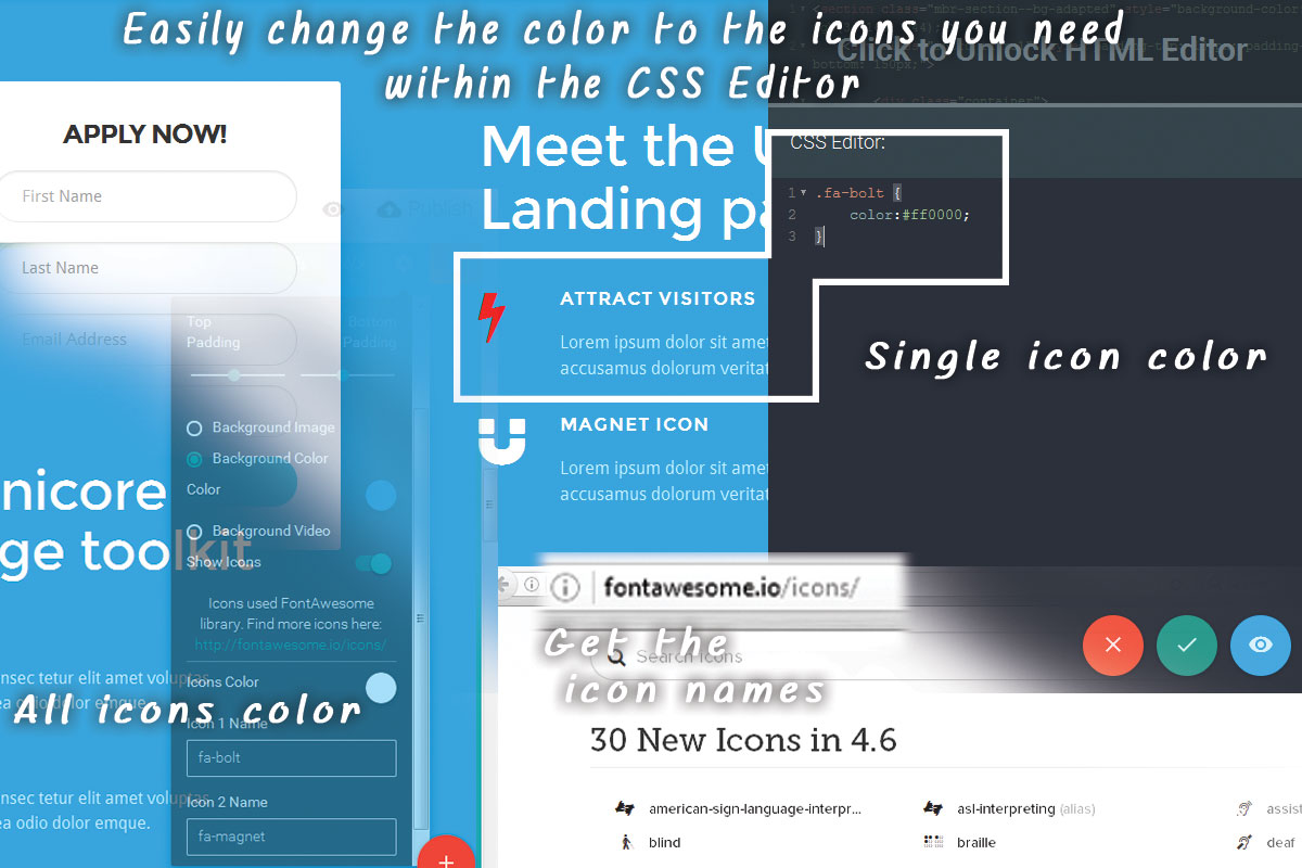 Free Bootstrap Flat Theme Template