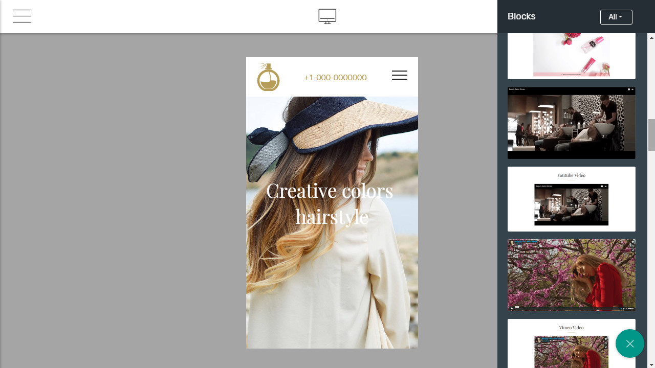 easy website creator