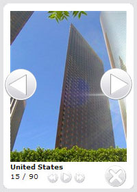 automatically load popup window with effects Javascript Photo Gallery Ipod Touch