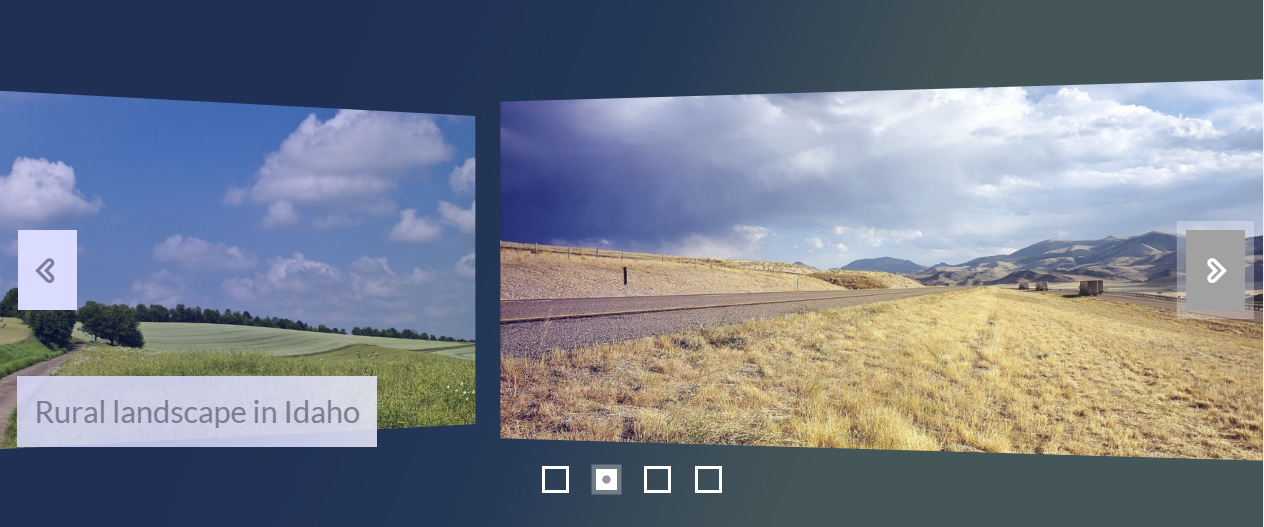 Responsive Image Slideshow