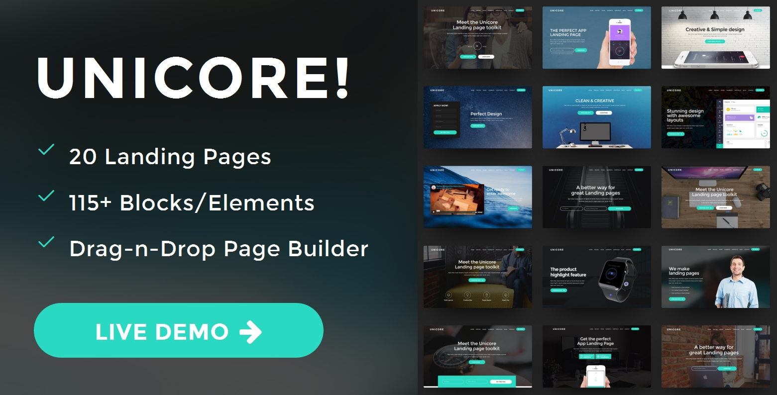 Best Bootstrap One Page Theme Tutorial