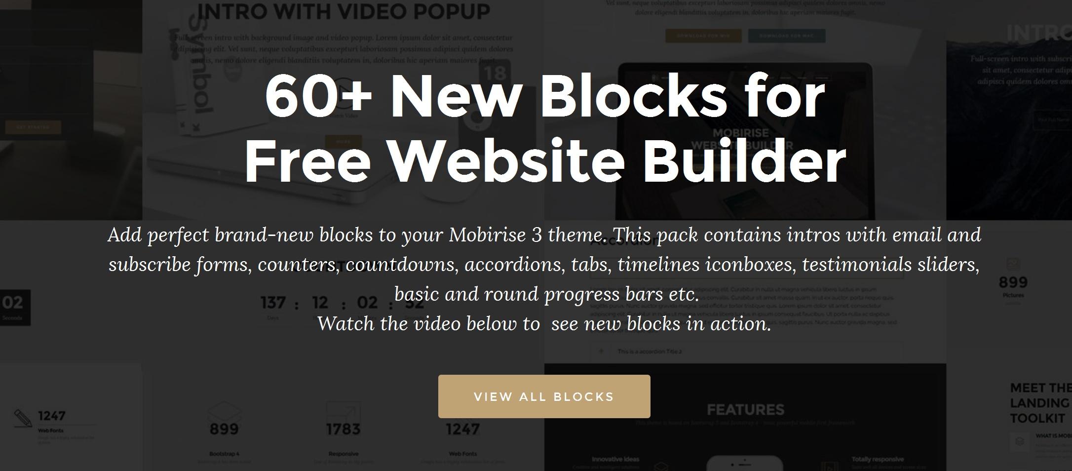 Offline Responsive Web Site Creator