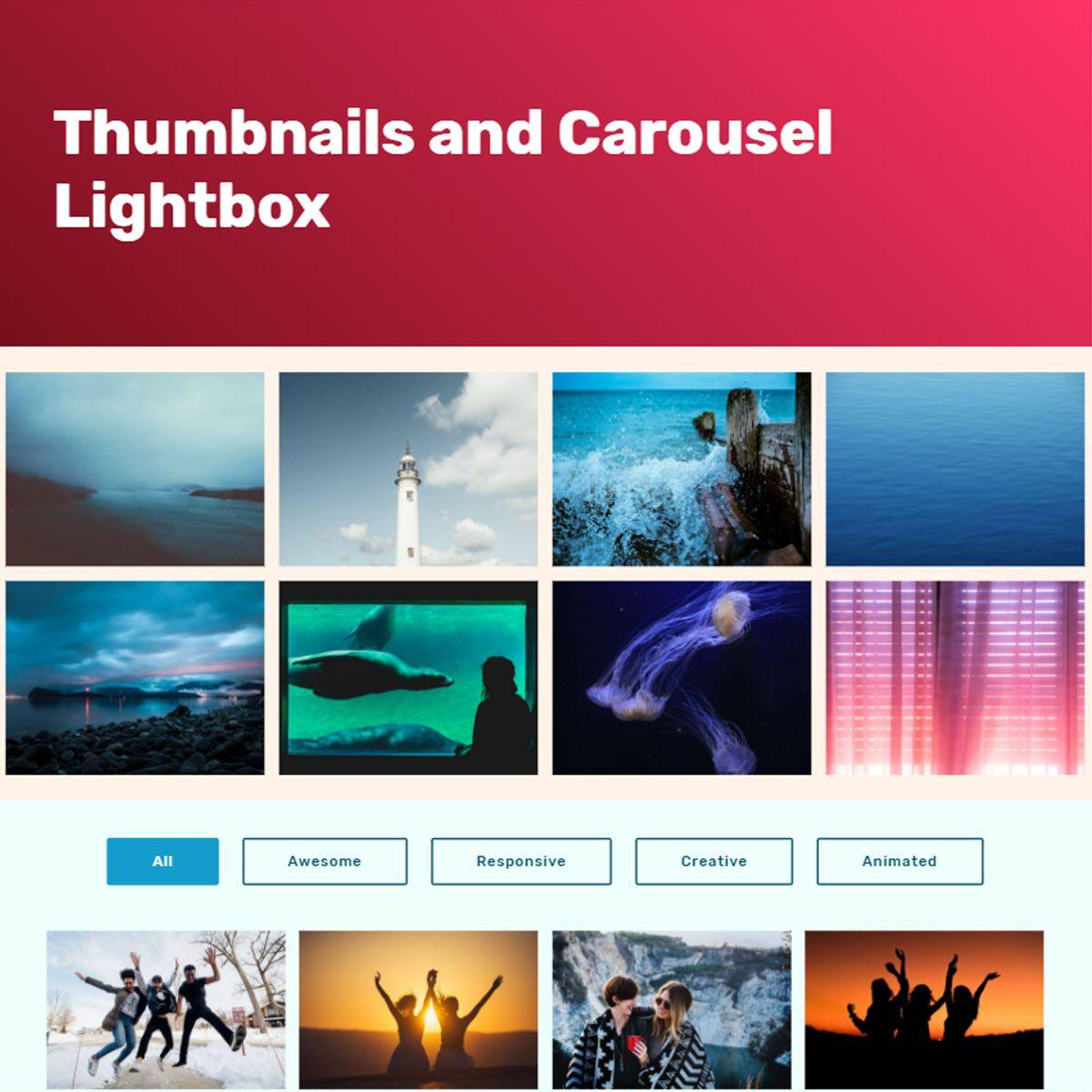 Free Bootstrap Image Slideshow
