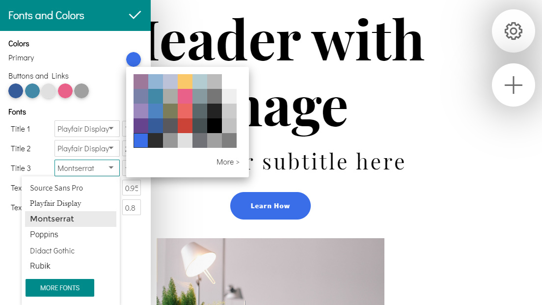 Free Web Page Creator
